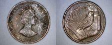 Buy 1987 Cayman Islands 1 Cent World Coin