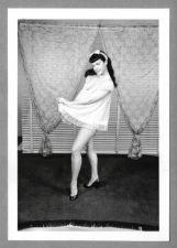 Buy BETTY PAGE REPRINT PHOTO 5x7 #520