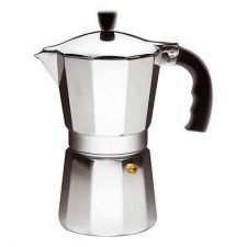 Buy Aluminium Espresso Stovetop Coffee Maker Brewer Moka Pot Stainless Steel Cup NEW