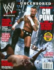 Buy 2011 WWE Magazine: CM Punk/John Cena/Punk's Contract/Insane Locker Room Rumors
