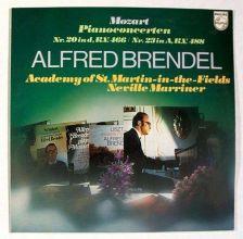 Buy ALFRED BRENDEL ~ MOZART Pianoconcerten / Nr. 20 * Nr. 23 Classical LP