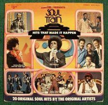 Buy SOUL TRAIN ~ Hits That Made It Happen *** 1973 TV Soundtrack LP