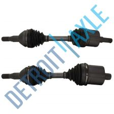 Buy Pair of 2 Complete FRONT Driver/Passenger CV AXLE DRIVE SHAFT - Made in USA