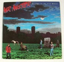 "Buy MR. MISTER "" Welcome To The Real World "" 1985 Rock LP"