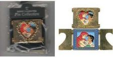 Buy Ariel and Eric Little Mermaid Japan authentic Disney pin/pins