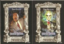 Buy Disney Collector Cards - The Haunted Mansion - 2 Cards