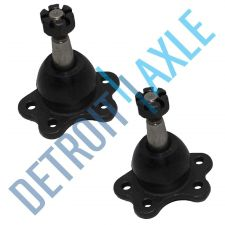 Buy Pair of 2 NEW Front Driver and Passenger Upper Suspension Ball Joint Set Kit