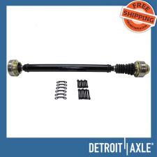 """Buy Brand NEW Complete Front CV Driveshaft Prop Shaft Jeep 3.7L 4x4 19"""" W to W"""