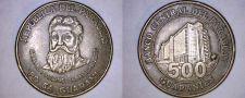 Buy 2002 Paraguay 500 Guaranies World Coin