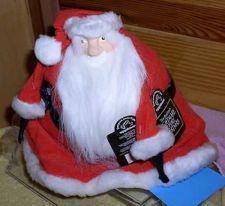 Buy Nightmare Before Christmas Stuffed Santa Clause
