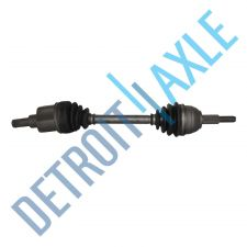 Buy Front Passenger Side CV Drive Axle Shaft w/o ABS