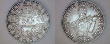 Buy 1967 Austrian 50 Schilling Silver World Coin - Austria