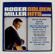 Buy ROGER MILLER ~ Golden Hits Country LP