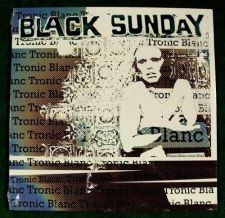 "Buy BLACK SUNDAY / Alicja Trout "" Tronic Blanc "" 2005 Synthpunk LP UNOPENED"