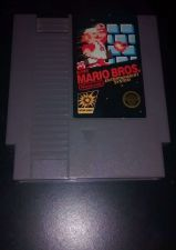 Buy NES GAME LOT Super Mario Bros. & Pro Wrestling Nintendo