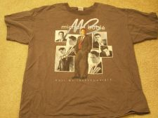 Buy MICHAEL BUBLÉ Shirt 2X -Pre-Shrunk 100% Cotton