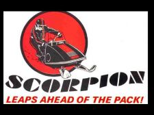 Buy SCORPION 1975-1979 SNOWMOBILE SERVICE MANUAL SET 1976 1977 1978 Lil Whip Sting
