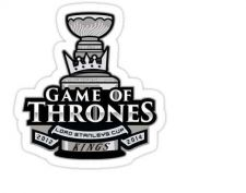 Buy Los Angeles Kings 2014 STANLEY CUP Champions Decal Sticker GAME OF THRONES NHL