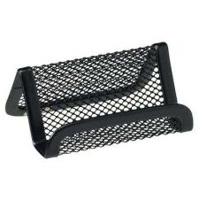Buy Card Holder Mesh Collection Business Office Home Desktop Accessories Desk Stands