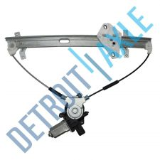 Buy NEW Front Driver Side Power Window Regulator Assembly w/ Motor