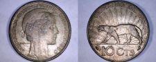 Buy 1930-A Uruguay 10 Centesimo World Coin