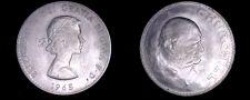 Buy 1965 Great Britain 1 Crown World Coin - Winston Churchill