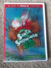 Buy Santa vs. the Snowman in 3D DVD - VERY GOOD CONDITION