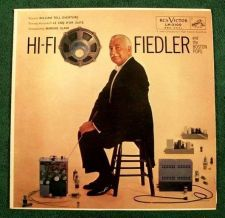 """Buy ARTHUR FIEDLER / Boston Pops ~ """" Hi-Fi Fiedler """" 1960's Classical LP"""