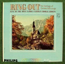 Buy RING OUT The Heritage of German Folk Songs LP
