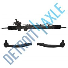 Buy 94 - 97 ACCORD POWER STEERING RACK AND PINION 4 CYL + NEW OUTER TIE RODS