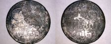 Buy 1704 (AH1115 III) Turkish 1 Kurus World Silver Coin - Turkey - Ahmed III