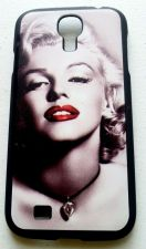 Buy MARILYN MONROE Black Matte Rigid NEW Case/Skin 4 SAMSUNG Galaxy S4 M919 + BONUS