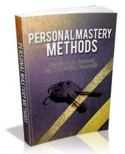 Buy Personal Mastery Methods Ebook + 10 Free eBooks With Resell rights ( PDF )
