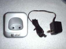 Buy AT T remote charger base w/PSU = CORDLESS tele PHONE EL52450 EL52400 att handset