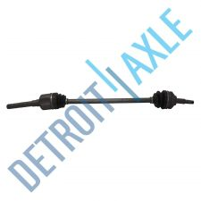 Buy Complete Front Passenger Side CV Axle Shaft - FWD w/ABS - Made in USA