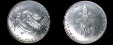 Buy 1972 Vatican City 100 Lire World Coin - Catholic Church Italy