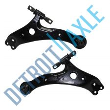 Buy Pair of 2 NEW Front Lower Suspension Control Arm Assembly Kit Set w/o Ball Joint