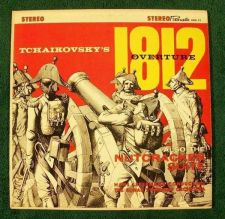 Buy TCHAIKOVSKY ~ 1812 Overture / Also The Nutcracker Suite Classical LP