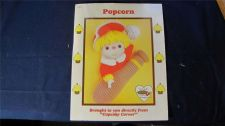 Buy Icecream doll Crochet Pattern Book -Popcorn- Baseball outfit