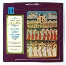 "Buy MOZART ~ Mass In C Major ""Coronation"" / Vesperae Solennes De Confessore LP"