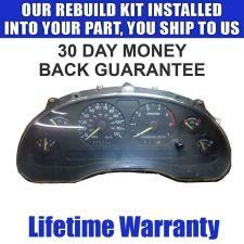 Buy 94 95 96 97 98 FORD MUSTANG CLUSTER ODOMETER REPAR SERVICE READ LISTING