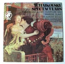 Buy TCHAIKOVSKY Spectaculars Romeo and Juliet / 1812 / Marche Slave Classical