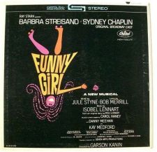 Buy FUNNY GIRL *** 1964 Original Broadway Cast Soundtrack