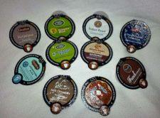 Buy Sample Set 10pc KEURIG Coffee / Variety PAK / Mixed Flavors