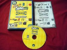 Buy Sims 2 IKEA STUFF PC DISC MANUAL ART & CASE NRMNT HAS CODE SHIP SAME DAY OR NEXT