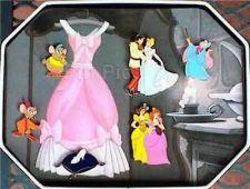 Buy Disney Cinderella 6 Commemorative Pin/Pins