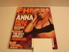 Buy FHM Magazine Anna Nicole Smith July 2004
