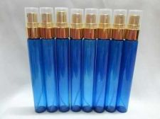Buy 25 Empty Fragrance Perfume Portable Glass Bottles Atomizer Spray Bottles 10 ml.