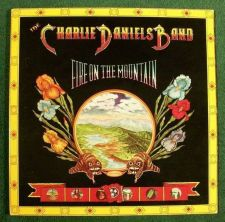 Buy The CHARLIE DANIELS BAND ~ Fire On The Mountain 1974 Country Rock LP