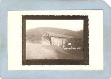 Buy New York Pepacton Covered Bridge Postcard Covered Bridge Real Photo Post C~1061